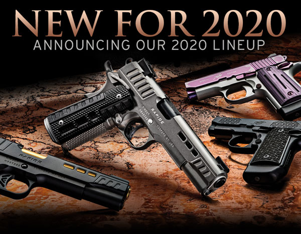 Announcing our New Products for 2020